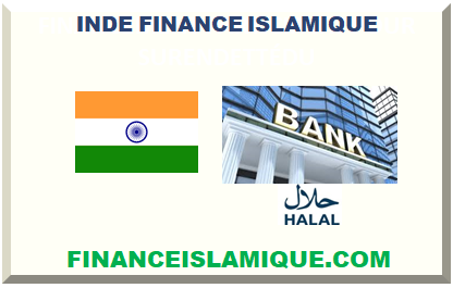 INDE FINANCE ISLAMIQUE