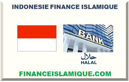 INDONESIE FINANCE ISLAMIQUE